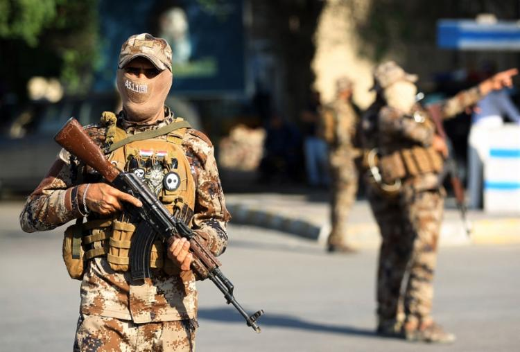 Esta é a mais recente de uma série de ataques quase diários contra posições americanas no Iraque | Foto: Ahmad Al-Rubaye | AFP - Foto: Ahmad Al-Rubaye | AFP