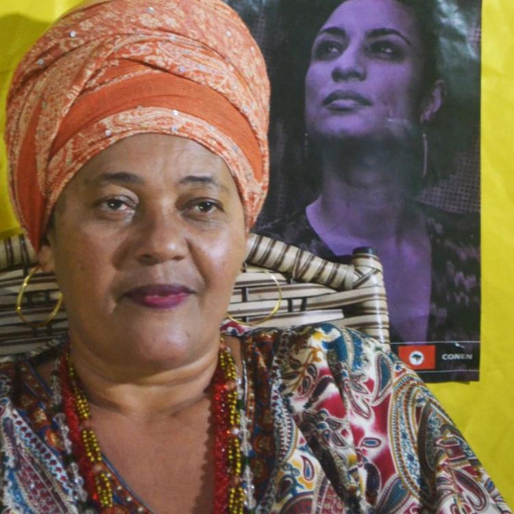 Bernadete foi candidata a prefeitura de Ilhéus em 2020 pelo PSOL   Foto: Divulgação - Foto: Divulgação