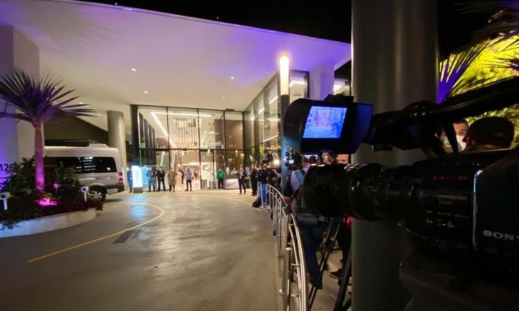 Boletim médico indica que, por ora, tratamento será conservador   Foto: Pablo Mundim   TV Brasil - Foto: Pablo Mundim   TV Brasil