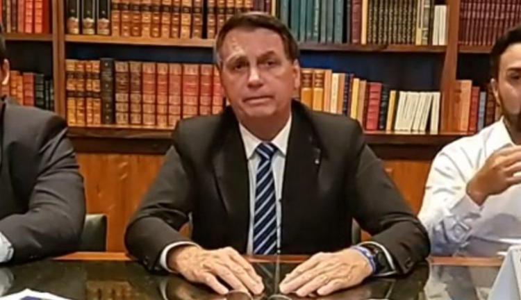 O caminho ainda está em estudo, porque é preciso aguardar a resposta oficial de Bolsonaro à Corregedoria do TSE   Foto: Reprodução   Redes Sociais - Foto: Reprodução   Redes Sociais