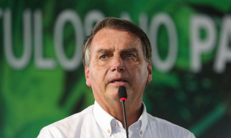 Bolsonaro primeiro tentou negar, mas em seguida deixou em aberto ao dizer que se encontra com