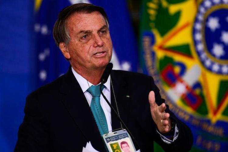A Polícia Federal instaurou inquérito para apurar se o presidente cometeu prevaricação | Foto: Marcelo Camargo | Agência Brasil - Foto: Marcelo Camargo | Agência Brasil