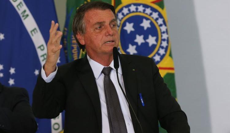 O presidente Jair Bolsonaro afirmou em entrevista na segunda-feira, 19, que deve vetar o fundo eleitoral de R$ 5,7 bilhões para 2022 | Foto: Fabio Rodrigues Pozzebom | Agência Brasil - Foto: Fabio Rodrigues Pozzebom | Agência Brasil