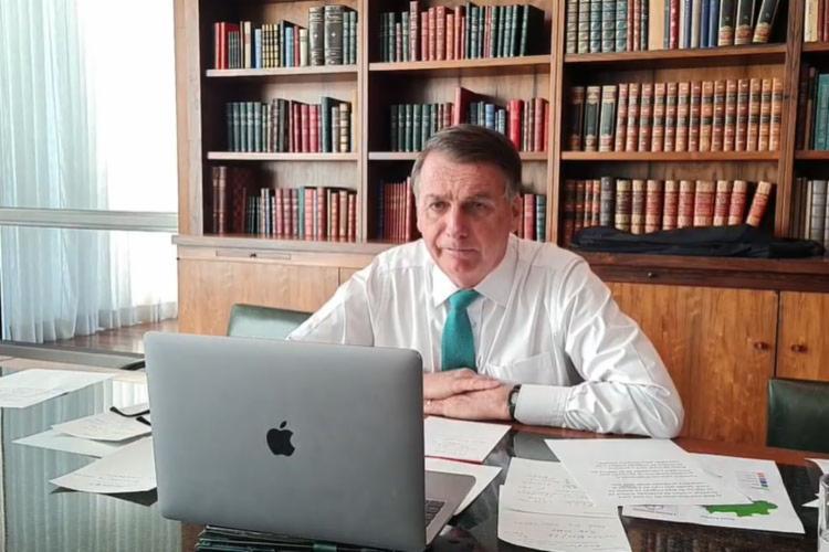 Presidente relembrou que já foi filiado ao PP por 20 anos   Foto: Reprodução / Facebook - Foto: Reprodução / Facebook