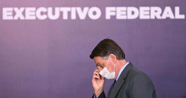 Defensor do voto impresso, o presidente promete apresentar provas de fraude nas urnas eletrônicas há mais de um ano | Foto: Evaristo Sa | AFP - Foto: Evaristo Sa | AFP