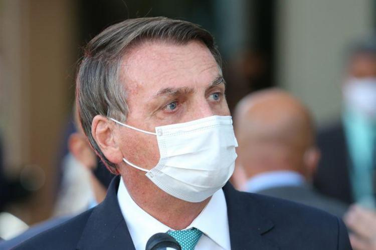 Bolsonaro voltou a atacar o presidente do Tribunal Superior Eleitoral | Foto: Fabio Rodrigues Pozzebom | Agência Brasil - Foto: Fabio Rodrigues Pozzebom | Agência Brasil