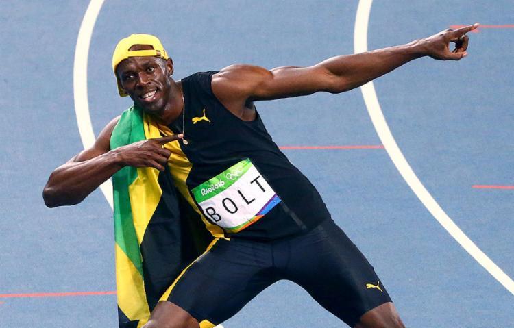 O melhor velocista de todos os tempos. Foi o grande herói do atletismo nos Jogos de Pequim-2008, Londres-2012 e Rio-2016   Foto: Reuters   David Gray - Foto: Reuters   David Gray