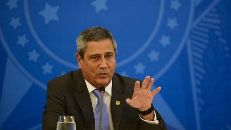 Por meio de interlocutor, Braga Netto disse que, sem voto impresso, não teria eleição | Foto: Ag. Brasil - Foto: Divulgação
