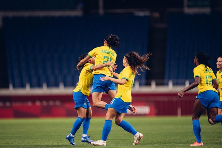 Brasil ainda não perdeu no torneio | Foto: Divulgação | CBF - Foto: Divulgação | CBF