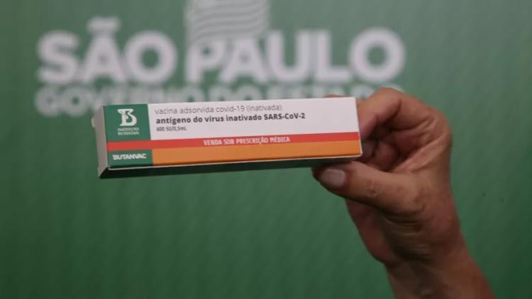 Intituto Butantan poderá iniciar a Etapa A das fases 1 e 2 dos estudos | Foto: Divulgação | Governo de São Paulo - Foto: Divulgação | Governo de São Paulo