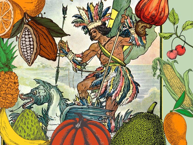 O caboclo traz a imagem do indígena, nativo da terra, o dono da terra, o brasileiro mais brasileiro | Foto: Jorge Sabino | Divulgação - Foto: Jorge Sabino | Divulgação