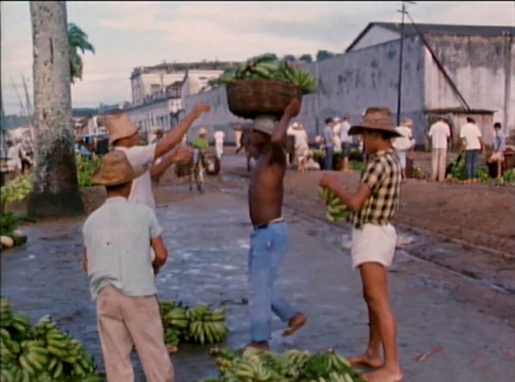 'Feira da Banana' (1972), essencial documentário em curta-metragem de Guido Araújo | Foto: Thomaz Farkas e Jorge Bodanzky | Divulgação