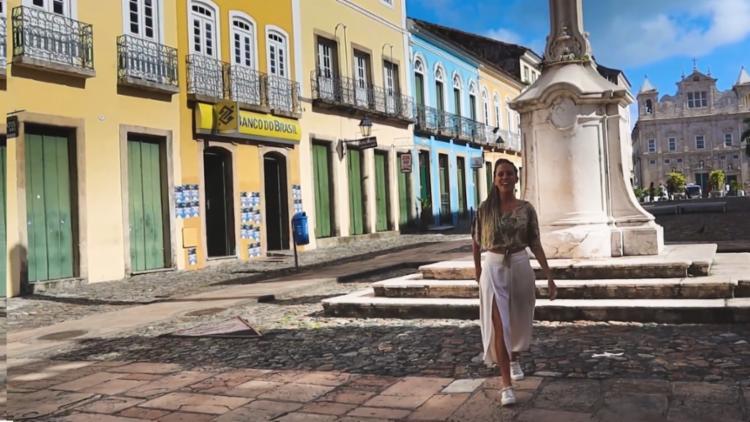 Videoclipe está disponível no canal da cantora no YouTube   Foto: Divulgação - Foto: Divulgação