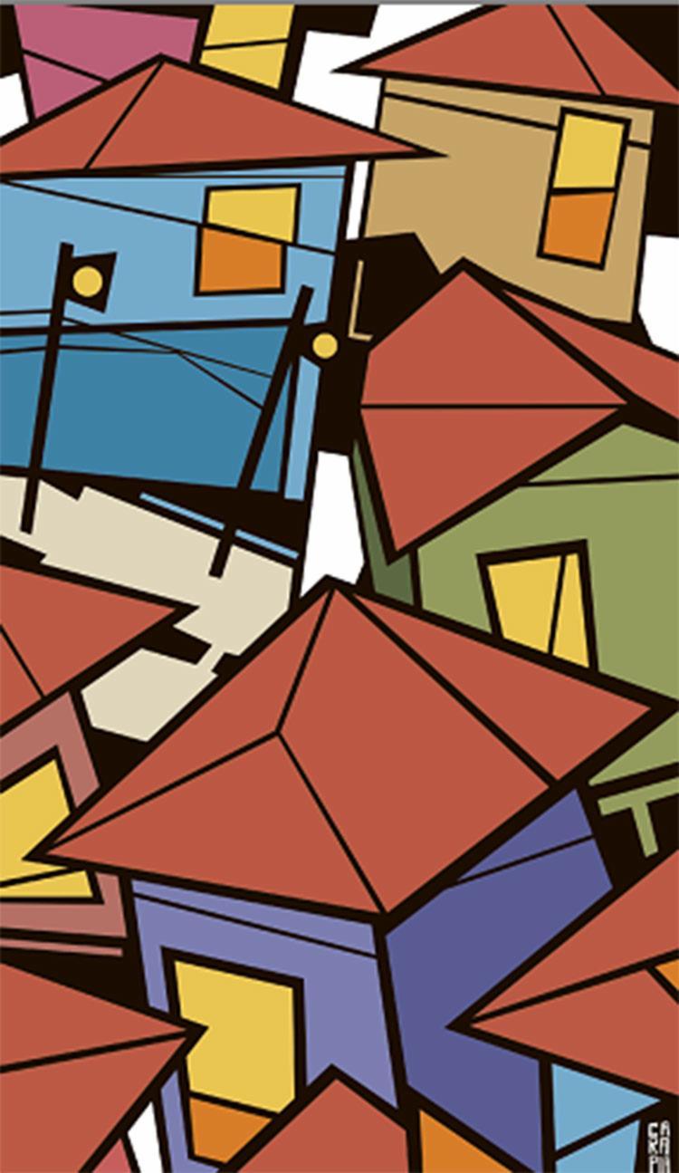Isolamento fez muitas pessoas desejarem mudar ou comprar a segunda residência | Imagem: Túlio Carapiá | Editoria de Arte A TARDE - Foto: Túlio Carapiá | Editoria de Arte A TARDE