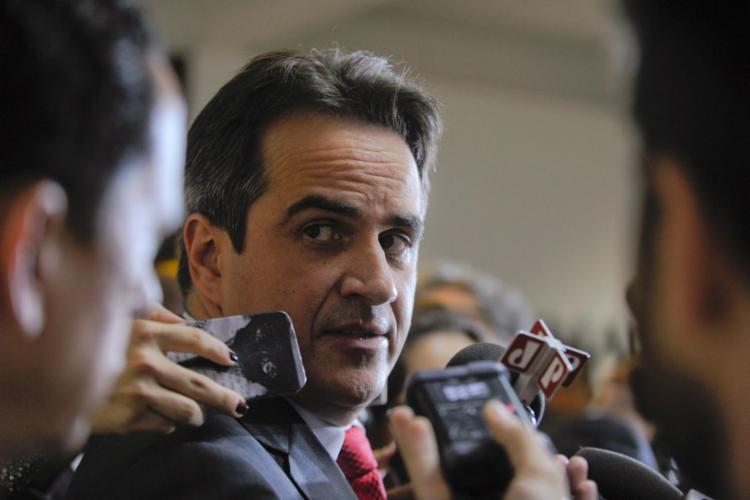 Atual ministro da Casa Civil, Nogueira teria omitido companhias ativas há anos durante eleição para o Senado - Foto: Moreira Mariz/Agência Senado