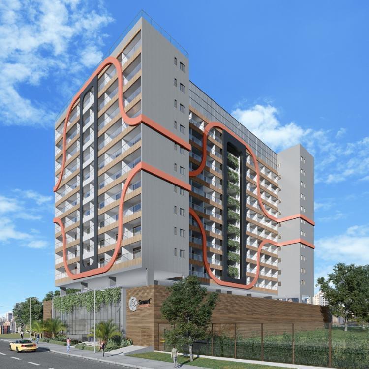 Imóvel será construído próximo ao Centro de Convenções de Salvador   Foto: Divulgação - Foto: Divulgação