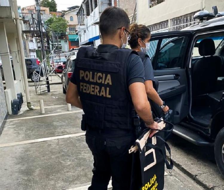 Mandatos foram cumpridos em São Paulo, Minas Gerais e Mato Grosso do Sul - Foto: Divulgação | PF- AM