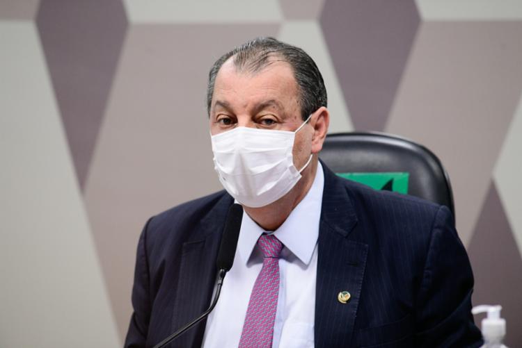 Foto: Pedro França/Agência Senado - Foto: Pedro França/Agência Senado