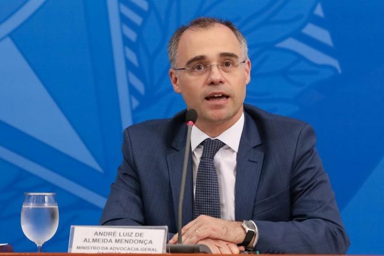 O presidente disse que todo mundo sabe que André Mendonça é o seu nome favorito | Foto: José Dias | PR - Foto: José Dias | PR