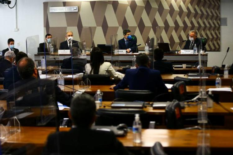 Nesta terça, a comissão irá ouvir o reverendo Amilton Gomes de Paula, apontado como