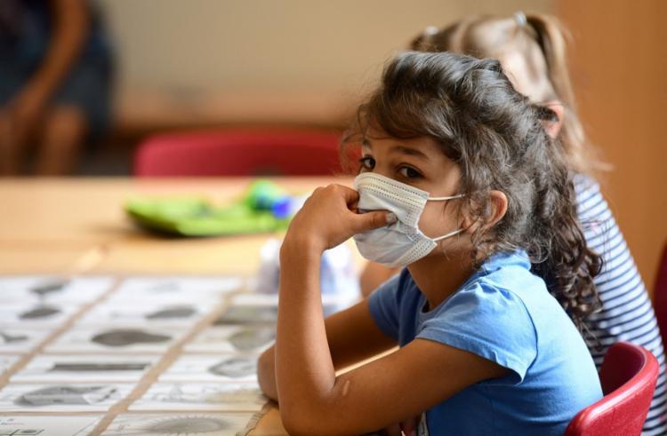 O estudo analisou dados dos primeiros 12 meses pandemia de coronavírus na Inglaterra   Foto: Ina Fassbender   AFP - Foto: Ina Fassbender   AFP