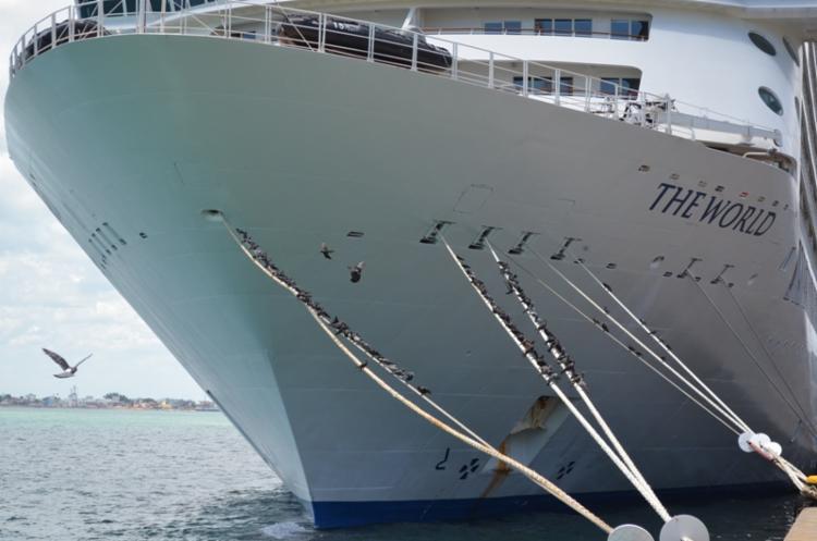 Regiões possuem píeres adequados para as operações dos navios | Foto: Daniel Meira / Divulgação - Foto: Daniel Meira / Divulgação