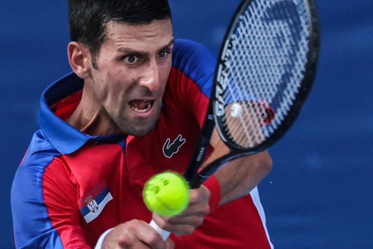 Na próxima fase, Djokovic enfrentará o espanhol Alejandro Davidovich (34º da ATP) | Foto: Giuseppe Cacace | AFP - Foto: Giuseppe Cacace | AFP