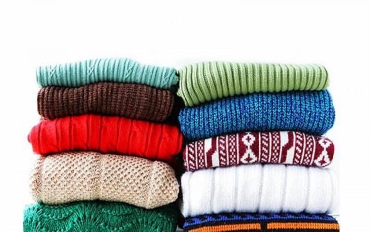 Embora o foco sejam os agasalhos e cobertores, também estão sendo aceitas peças de vestuário   Foto: Divulgação - Foto: Divulgação
