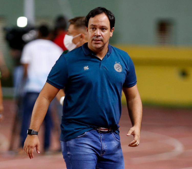Tricolor sofreu sete gols nos últimos dois jogos da Série A | Foto: Felipe Oliveira | EC Bahia - Foto: Felipe Oliveira | EC Bahia