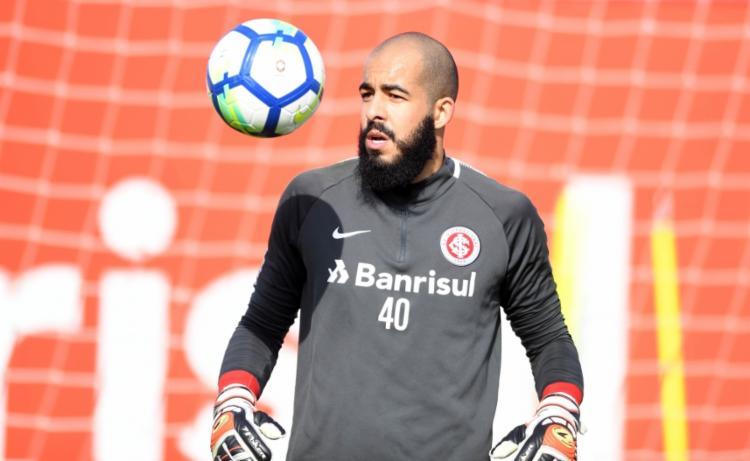 Danilo Fernandes, de 33 anos, acertou com o Bahia por empréstimo até o final de 2021 | Foto: Ricardo Duarte | SC Internacional - Foto: Ricardo Duarte | SC Internacional