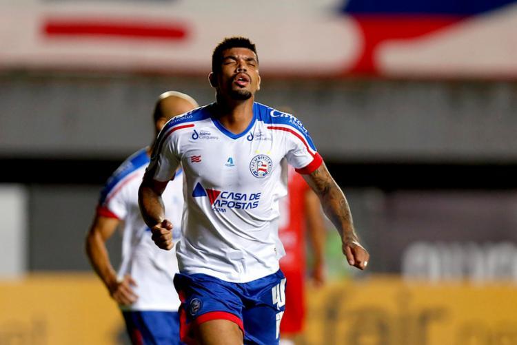 Zagueiro viveu altos e baixos com a camisa do Tricolor   Foto: Felipe Oliveira   EC Bahia - Foto: Felipe Oliveira   EC Bahia