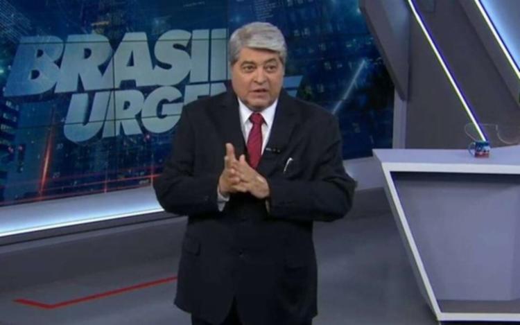 Apresentador do Brasil Urgente também falou em disputar o governo do Estado de São Paulo ou uma vaga no Senado | Foto: Divulgação - Foto: Divulgação