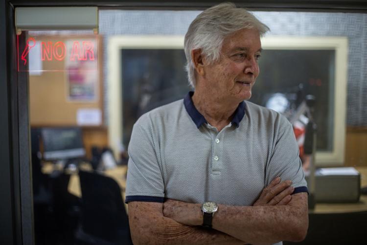 Em sua 'bagagem da vida', ele carrega a disputa das Olimpíadas de 1964, além de ter feito parte do Santos de Pelé | Foto: Raphael Muller | Ag. A TARDE