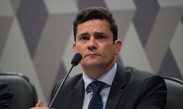 Presidente do Podemos, Renata Abreu fez elogios a Moro e disse que o ex-ministro da Justiça foi