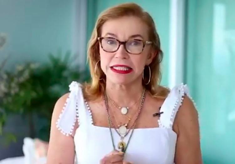 Maria de Fátima Nunes é esposa do deputado federal José Nunes (PSD)   Foto: Reprodução / Facebook - Foto: Reprodução / Facebook