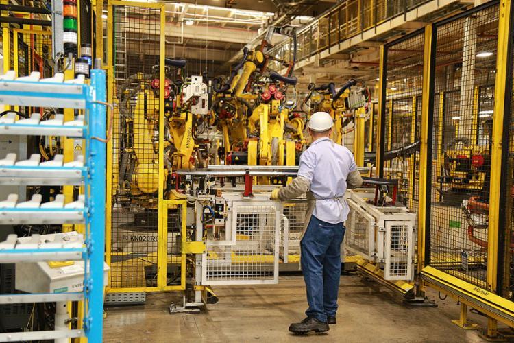 Fábrica onde é produzido o Onix parada desde março | Foto: Divulgação - Foto: Divulgação