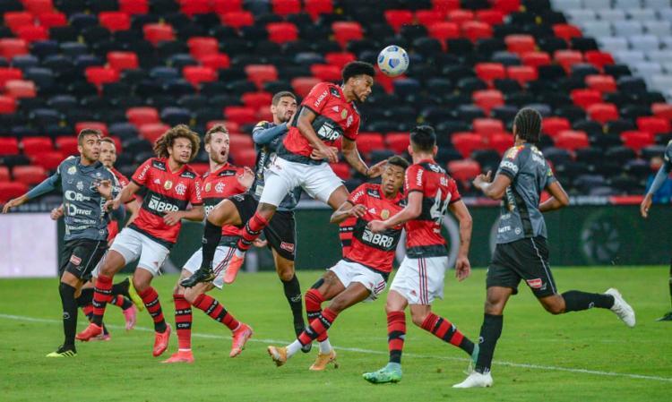 Jogando no Maracanã, Rubro-Negro goleia por 6 a 0 | Foto: Marcelo Cortes | Flamengo - Foto: Marcelo Cortes | Flamengo