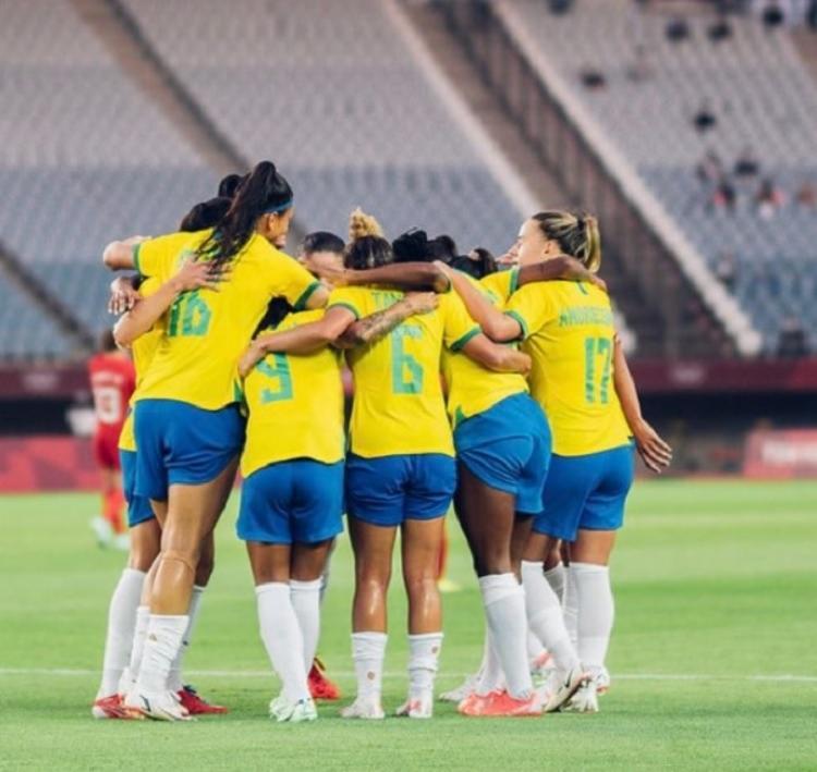 Brasil parou nas quartas de final   Foto: Sam Robles   CBF - Foto: Sam Robles   CBF