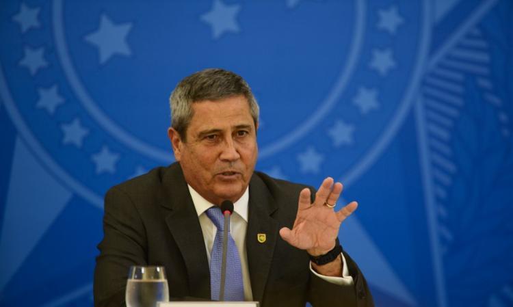 General ligou, segundo reportagem, para Arthur Lira e afirmou que não haveria eleição sem o voto impresso | Foto: Divulgação - Foto: Divulgação
