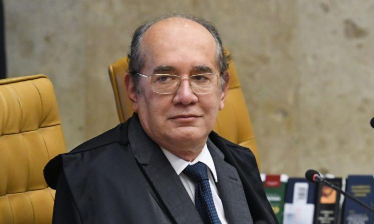 Gilmar Mendes usou as redes sociais para se manifestar sobre as supostas ameaças feitas pelo ministro da Defesa - Foto: Divulgação
