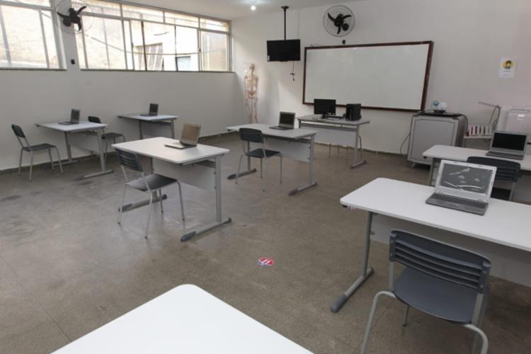 Ao todo, a rede estadual de ensino conta com 25.716 escolas nos 417 municípios baianos | Foto: Fernando Vivas | GOV-BA - Foto: Fernando Vivas | GOV-BA