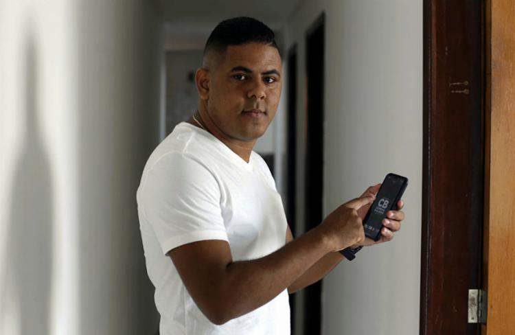 Felipe Rios, da Comédia Baiana: sucesso e interação   Foto: Adilton Venegeroles   Ag. A TARDE - Foto: Adilton Venegeroles   Ag. A TARDE