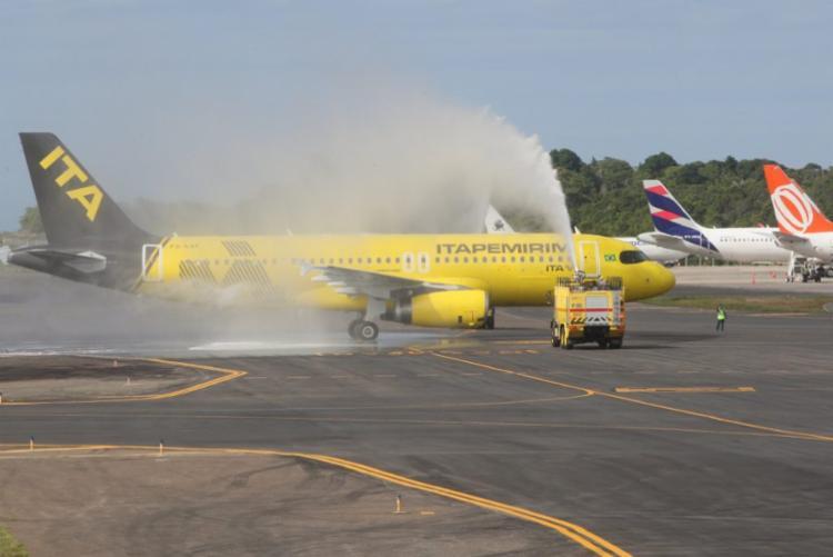 Até junho de 2022 companhia planeja atuar em 35 destinos no Brasil e ter 50 aviões em sua frota | Foto: Camila Souza | GOVBA - Foto: Camila Souza | GOVBA