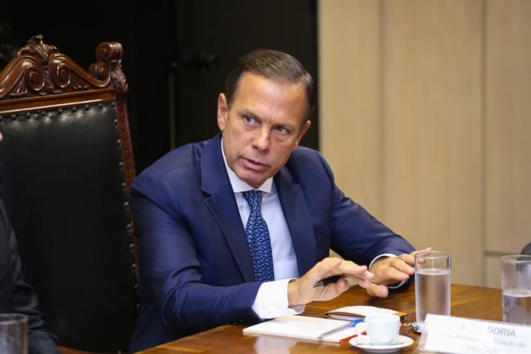 Governador de São Paulo afirmou que presidente Bolsonaro é um psicopata |Foto: Divulgação/GovSP - Foto: Divulgação/GovSP