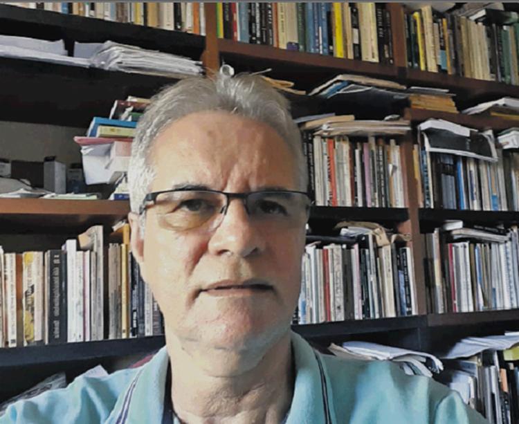 Jocélio Teles, professor titular de Antropologia da Ufba | Foto: Arquivo pessoal - Foto: Arquivo pessoal