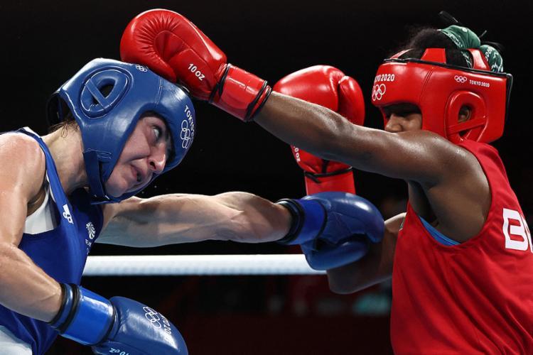 A brasileira não conseguiu avançar às quartas de final   Foto: Buda Mendes   AFP - Foto: Buda Mendes   AFP