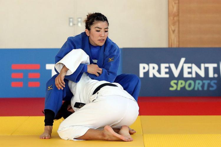 Gabriela é uma das judocas brasileiras em Tóquio   Foto: Gaspar Nóbrega   COB - Foto: Gaspar Nóbrega   COB