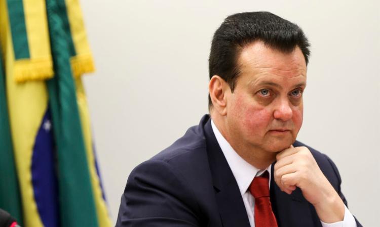 Kassab afirmou que o partido vem discutindo o lançamento de Pacheco há alguns meses   Foto: Marcelo Camargo   Agência Brasil - Foto: Marcelo Camargo   Agência Brasil