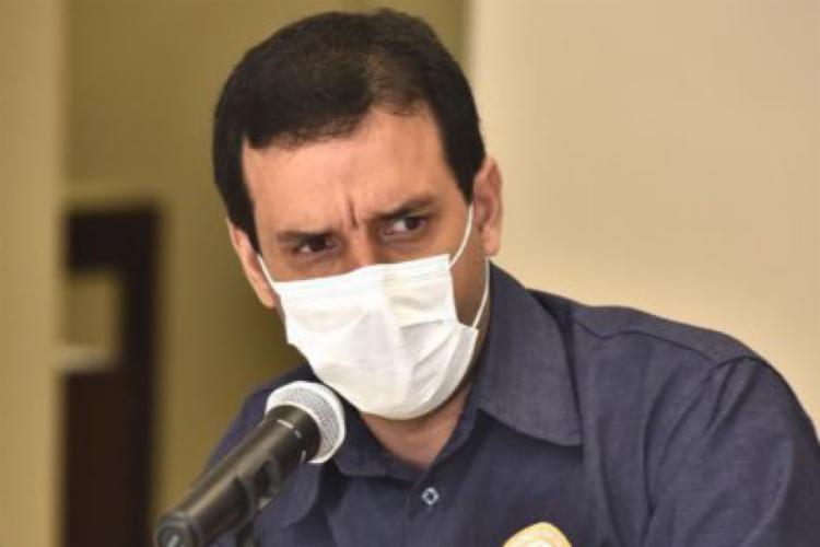 Leo Prates é Deputado estadual licenciado e secretário municipal da Saúde de Salvador - Foto: Divulgação 