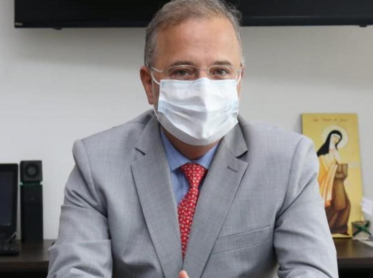 De acordo com o secretário da Saúde do Estado, Fábio Vilas-Boas, o Hospital Regional Costa das Baleias terá um investimento estimado em R$ 180 milhões e será uma unidade de alta complexidade. - Foto: SESAB/Divulgação